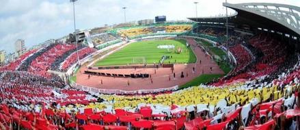 Stade Mohammed V :: playmakerstats.com
