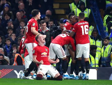 Chelsea x Manchester United - EFL Cup 2019/2020 - 4ª Ronda