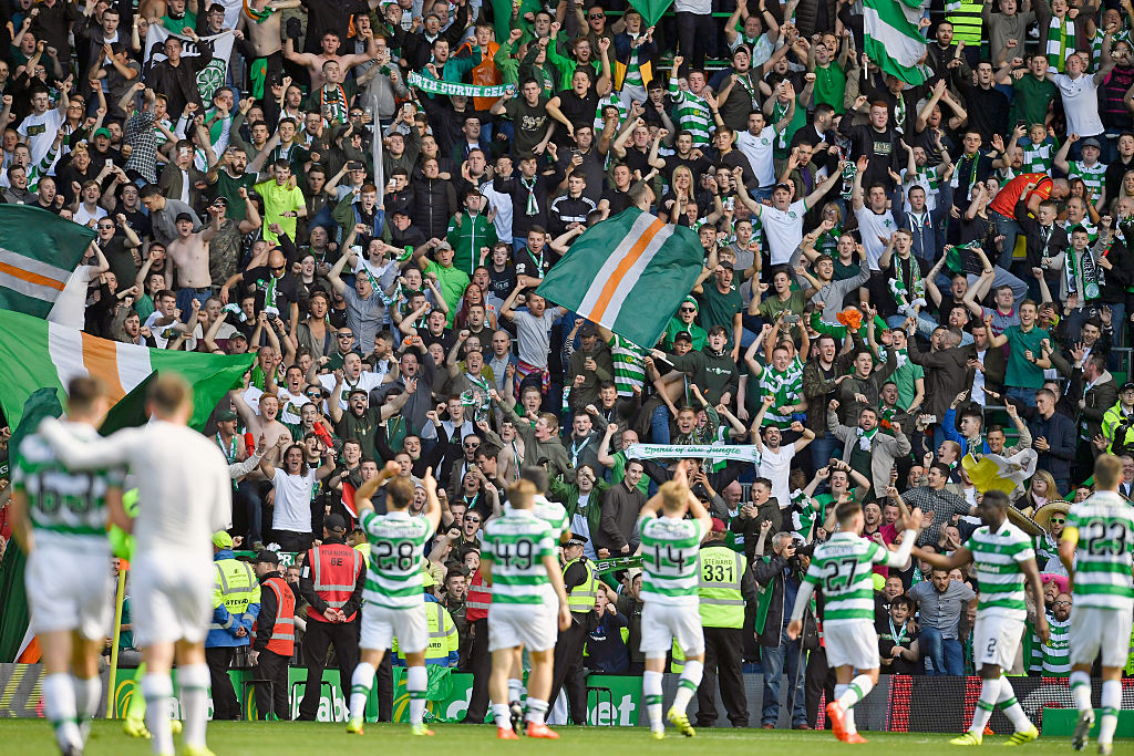 Celtic x Rangers - Scottish Premier League 2016/17 - Campeonato Jornada 5