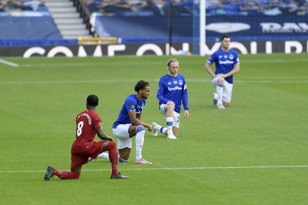 Everton x Liverpool - Premier League 2019/2020
