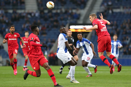 Europa League: FC Porto x Bayer Leverkusen