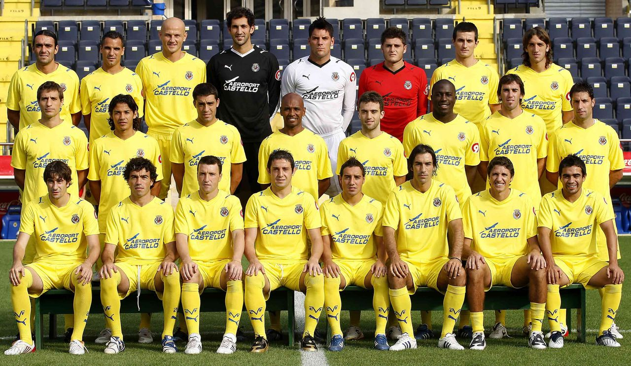 Playmaker´s Greatest Sides | Villarreal 2007/08 :: playmakerstats.com