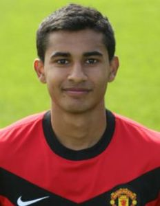 etzaz hussain at manchester united