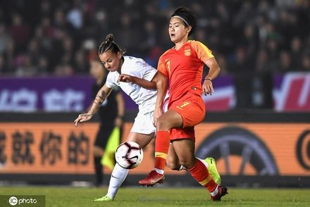 Nova Zelândia 0-2 China