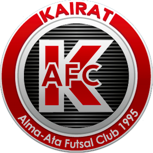 Kairat Alma-Ata Futsal Club 1995 - Futsal :: Statistics :: Titles :: Titles (in-depth) :: History (Timeline) :: Goals Scored :: Fixtures :: Results :: News & Features :: Videos :: Photos :: Squad :: playmakerstats.com