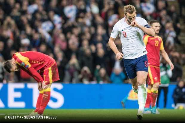 Calendrier De Match Euro 2020.England Ease To Euro 2020 Qualification In 1000th Game